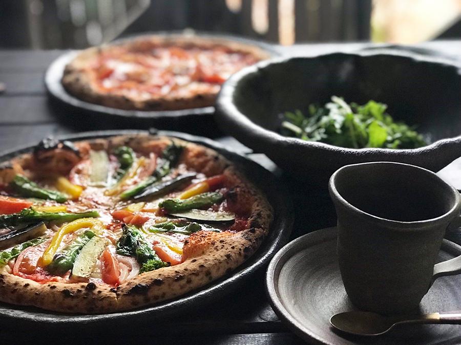 蜩窯(ひぐらしがま) | 熊本の穴場グルメ!本格ピザを堪能