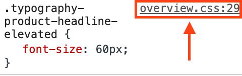 CSSの文字