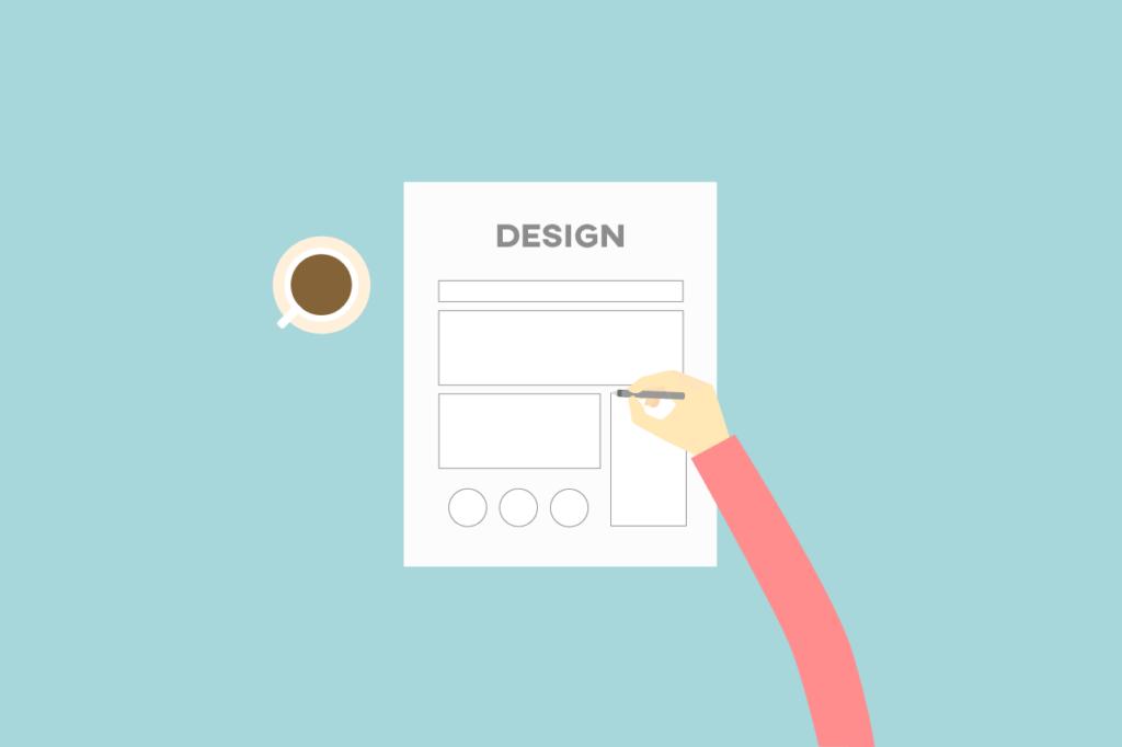webデザインとコーディングをスクールで学び独学でさらにスキルアップ