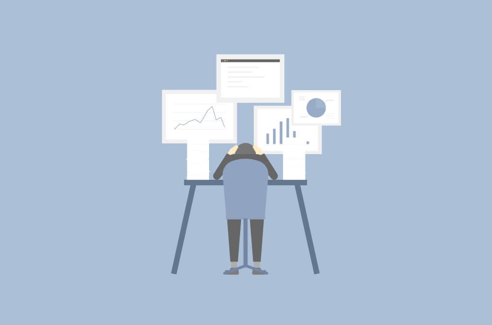 プログラミングの失敗談5つ【失敗から学ぶべし】