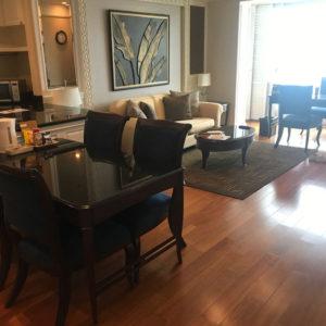 『グランデセンターポイントホテルラチャダムリの宿泊記』部屋の写真あり