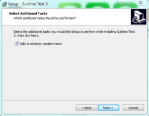 Sublime Text-Windows2