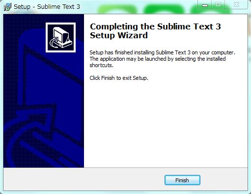 Sublime Text-Windows4
