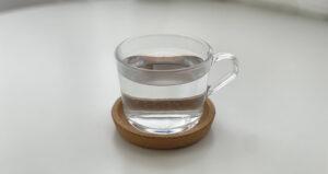 ミニマリストのモーニングルーティン:白湯